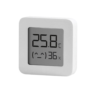 Xiaomi BT Thermo-meter And Hygrometer LCD Intelligent Thermo-meter And Hygrometer Small Portable Environmental Temperature And Humidity Meter Compatible With Mijia APP