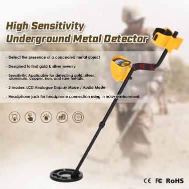 KKmoon MD9020C underground metal detector