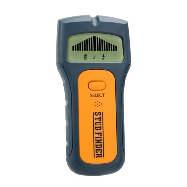 3 1 LCD Display Handheld Metal Wood Studs AC Voltage Live Wire Detect TS79 Wall Scanner Electric Box Finder