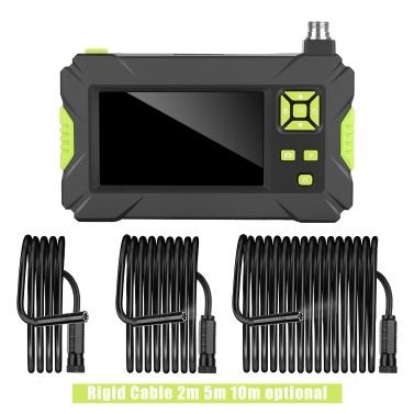 4,3-Zoll-LCD-Farbdisplay 1080P Handheld-Endoskop Industrielle Endoskope mit 8 LEDs