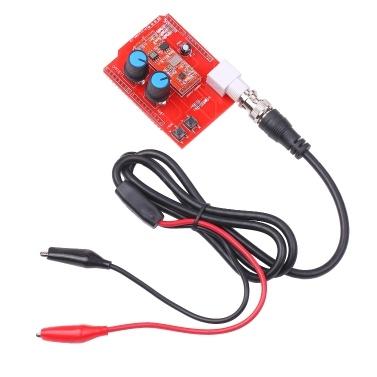 AD9833DDS Signal Generator Arduino-Erweiterungskarte 0-12,5 MHz Frequenzsteuerung Sinus / Dreieck / Quadrat Ausgang