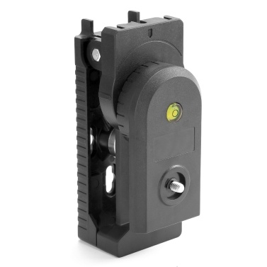 360° Rotation 90° Adjustable Angle Laser Level Wall-mounted Bracket for Woodworking Tile Layout Wallpapering
