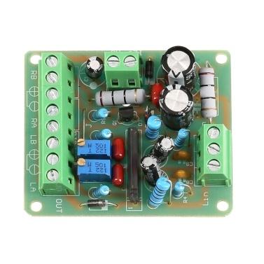 Professional VU Meter Driver Board DB Audio Level Meter DC12V Power Amplifier Board Module Chip