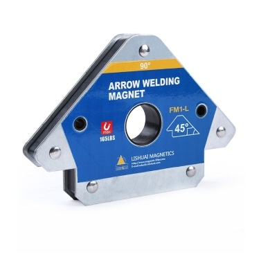 FM1-L 45° 90° 135° Available Angles Magnetic Welding Locator Clamp Position Fixing Tool