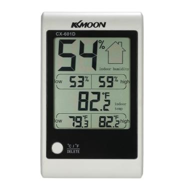 KKmoon LCD u2103 / u2109 Digital Thermometer Hygrometer Temperature Humidity Meter