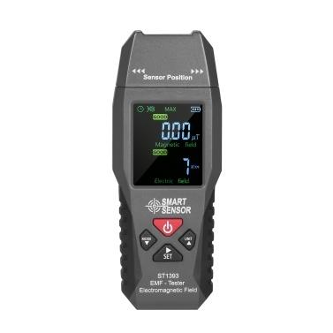 SMART SENSOR ST1393 EMF Meter Electromagnetic Field EMF Detector____Tomtop____https://www.tomtop.com/p-e17917.html____