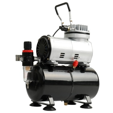 High-efficiency Professional Oil-less Quiet Air Compressor Air Spray