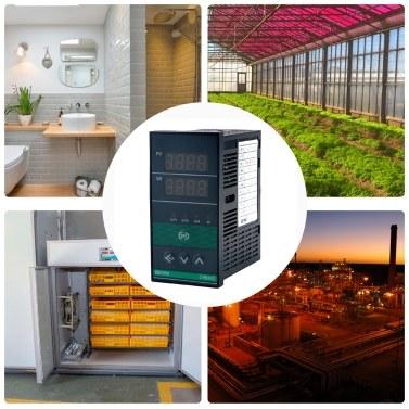 CHB402FK02-MV * AN Intelligente Temperaturregler-Digitalanzeige 0-400 ℃ Relais- / SSR-Ausgang