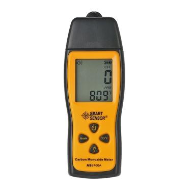 31% OFF SMART SENSOR Handheld Carbon Monoxide Meter,limited offer $20.99