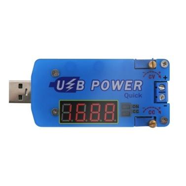 DC a DC 15W USB ajustable Step Up Down Power CVCC Buck Boost Convertidor del regulador de voltaje