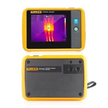 FLUKE Thermal Imager PTi120 Portable Pocket Thermal Infrared Imager IR Imaging Senor Handheld 10800 Pixels Thermal Imaging Camera Infrared Thermometer 120x90 Resolution