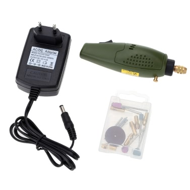 Professional Mini Electric Grinding Set 12V DC