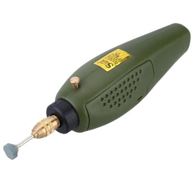 Professionelle Super Mini Electric Schleifwerkzeug Set 12V DC Drill Grinder für Fräsen Polieren Bohren Schneiden Gravieren Kit
