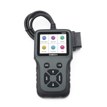 Scanner profissional automotivo Ajuste de odômetro Programador de quilometragem Correção automática de quilometragem Ferramenta de diagnóstico a bordo do carro