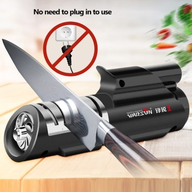 Professional Cutter Sharpening Tool Wireless Electric Cut Sharpener USB Rechargeable Motorized Grindstone Kitchen Tools
