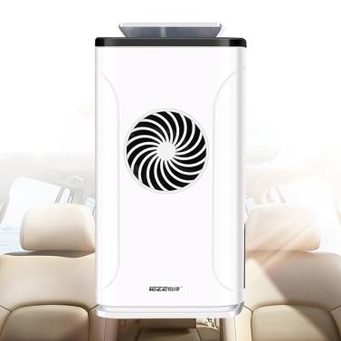 Intelligenter Touchscreen-Luftsterilisator-Reiniger Haushalts-Ozon-Negativionengenerator Deodorant Ultraviolett-Sterilisation Formaldehyd-Entfernungsmaschine