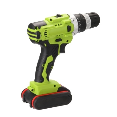 21V Multifunctional Electric Cordless Drill High-power Lithium Battery Wireless Rechargeable Hand Drills Home DIY Electric Power Tools