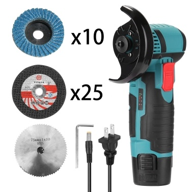 19500rpm Electric Grinding Tool Multifunctional Cutter for Cutting Polishing Ceramic Tile Wood Stone Steel