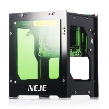 NEJE DK-8-KZ 3000mW Laser Engraver 445nm Smart AI Mini Engraving Machine Supports Off-line Operation DIY Print Carving Machine for Windows