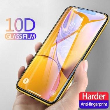 Für IPhone 5C / 5S Full Cover Echtglas Displayschutzfolie