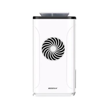 Intelligent Touching Screen Air Sterilizer Purifier Household Ozone Negative Ion Generator Deodorizer Ultraviolet Sterilization Formaldehyde Removal Machine