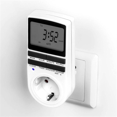 Power Socket Timer Switch Outlet Time Clock