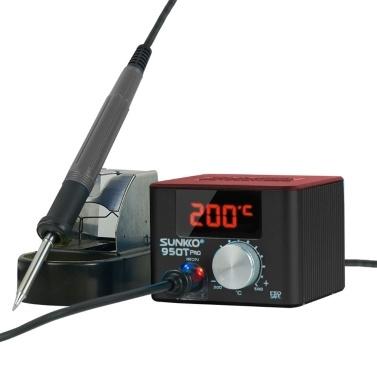 75W Hochleistungs-Elektrostatischer Schutz Kleine intelligente 200-480℃ Lötstation mit Temperatureinstellung und elektrisches Lötkolben-Set für die Wartung der werkseigenen Produktion