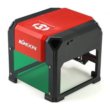 KKmoon 2018 Automatische K5 Typ 3000mW High Speed Laser Graviermaschine