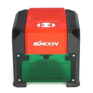 34% de rabais sur la nouvelle machine à graver au laser KKmoon Automatic K5 Type 3000mW à haute vitesse pour 2018 seulement € 92,60 sur tomtop.com + livraison gratuite