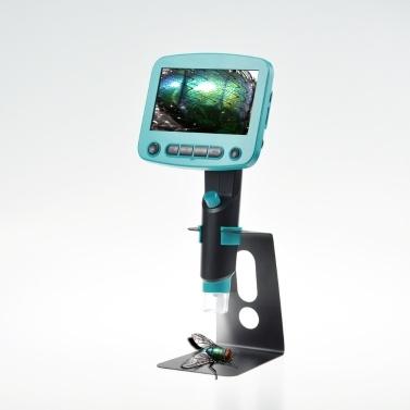 39% de réduction sur le microscope numérique USB portable 800x 8 LED seulement € 37,04 sur tomtop.com + livraison gratuite