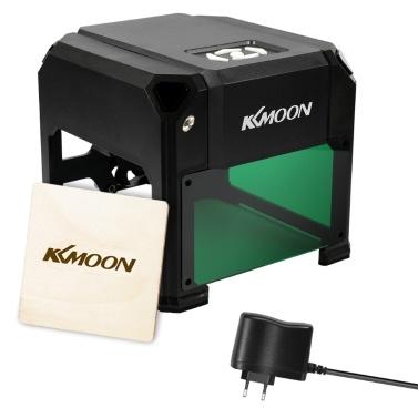 Máquina de gravação a laser KKmoon DIY Compact Desktop automática
