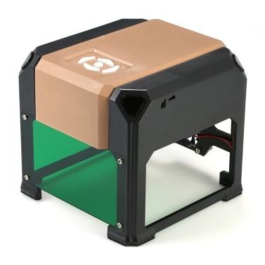 K5 Mini BT Lasergravurmaschine Desktop-Schnitzmaschine für iOS und Android-System für Smartphone
