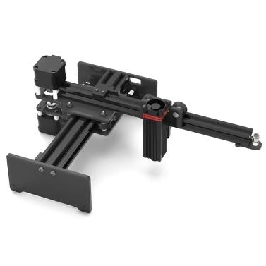 Machine de gravure de laser de bureau 20W imprimante de marque de logo de laser de bricolage pour la gravure sur métal et la gravure sur bois en profondeur