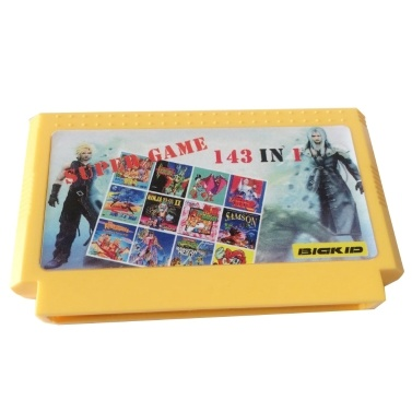 FC Game Card Classic Video Game Card Game 400 in 1 Console 8 Bit 60 Pin Game Cartridge