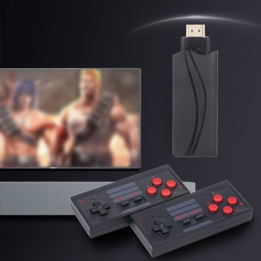 4K HD Video Game Console Built in 568 Classic Games