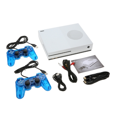 57% OFF Family X-Game Retro Game Console Built in 600 Games,limited offer $43.99
