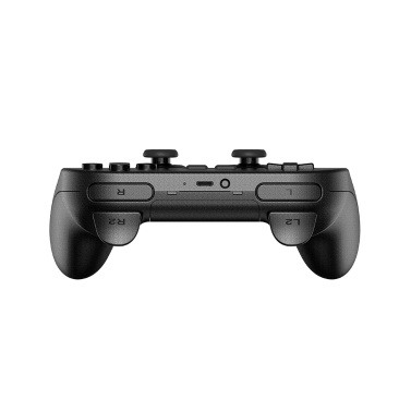 8Bitdo SN30 Pro+ Black Edition BT Gamepad Black Edition Cordless Controller for Switch
