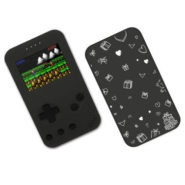 JP01 Handheld Retro-Spielekonsole Eingebaute 299 Klassische Spiele