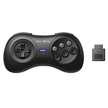 8BitDo M30 2.4G Wireless Gamepad + 2.4G Empfänger