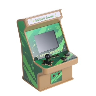 Mini Retro Game Cabinet Machine