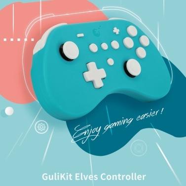Gulikit NS18 Wireless Controller BT Gamepad