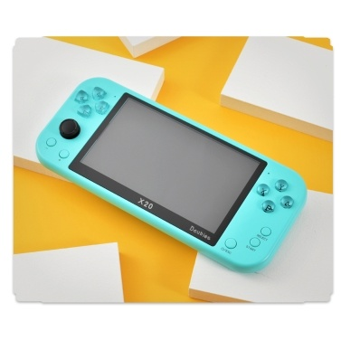 X20 5.1inch Retro Handheld Game Consoles Arcade Game Player Video Game Console