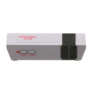 NES Retro Mini TV Handheld Family Recreation Video Game Console Built-in 500 Classic Games - Two Buttons Version