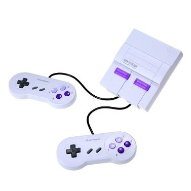 SNES 16 bit und Nes 8 bit Analog-System Spielkonsole Eingebaut 333 Classic - HD Version