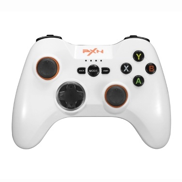 PXN-9603 2.4G Wireless Gamepad Dual Vibration Joystick Gaming Controller PS3 Game Console PC Andriod Supporting X-in/ D-input