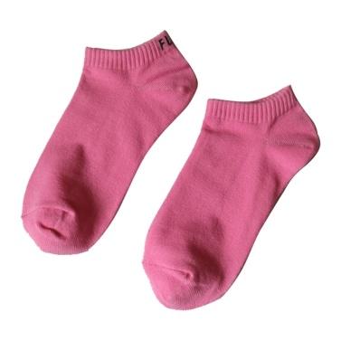 1 Pair Unique Words Cotton Boat Socks