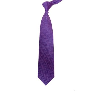 Abody Men Necktie Striped Business Wedding Party Office Ties Purple