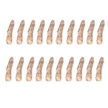 20 Stück natürliche Katzenminze Sticks