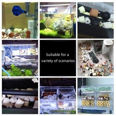 Aquarium Biological Ball Filter Aquarium Filtermedien 500G