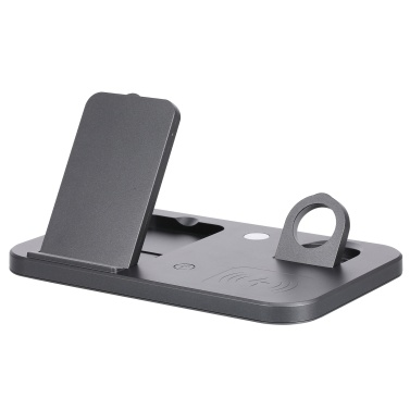Wireless Charger Stand 5 in 1 Fast Wireless Charging Station